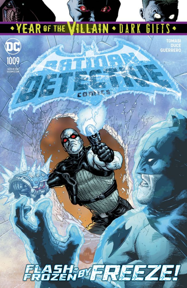 Detective Comics #1009 (Dark Gifts Cover)