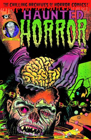 Haunted Horror #8