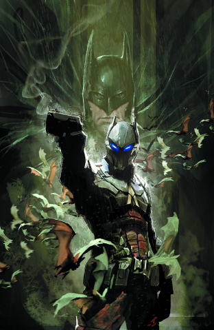 Batman: Arkham Knight - Genesis #1
