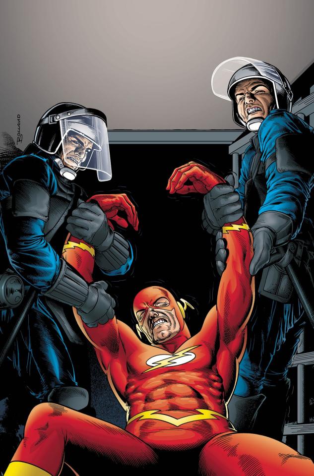 The Flash #164 (Dollar Comics)