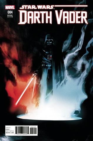 Star Wars: Darth Vader #4 (Albuquerque Cover)
