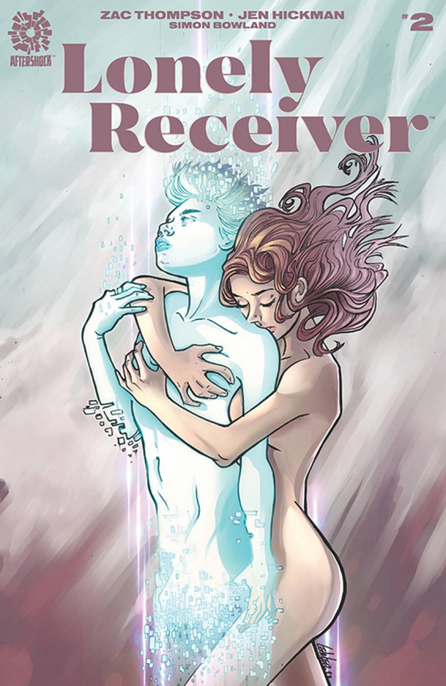 Lonely Receiver #2 (Leiz 10 Copy Cover)