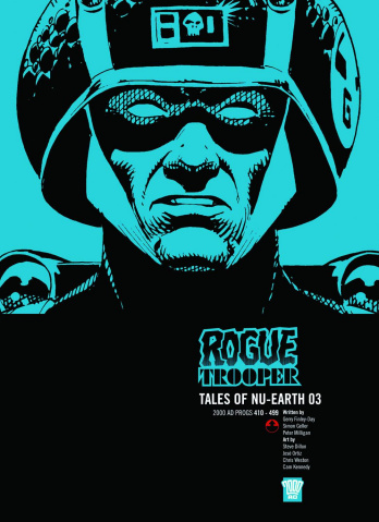 Rogue Trooper: Tales of Nu-Earth Vol. 3