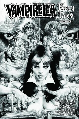 Vampirella: Feary Tales #2 (10 Copy Cover)
