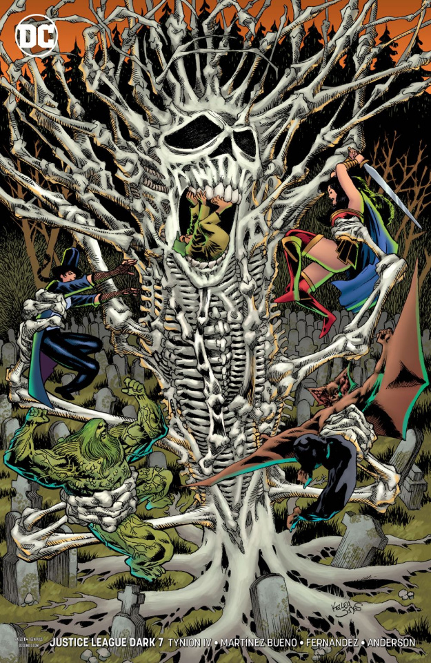 Justice League Dark #7 (Variant Cover)