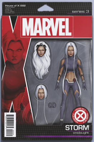 House of X #2 (Christopher Action Figure Cover)