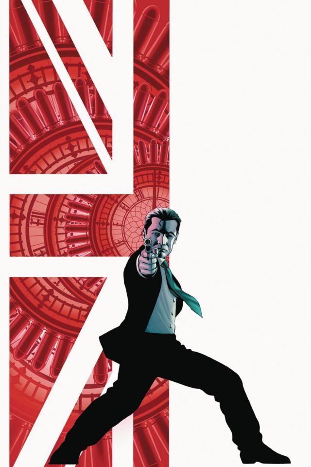 James Bond: Black Box #1 (50 Copy Cassaday Virgin Cover)