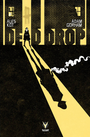 Dead Drop #4 (Allen Cover)