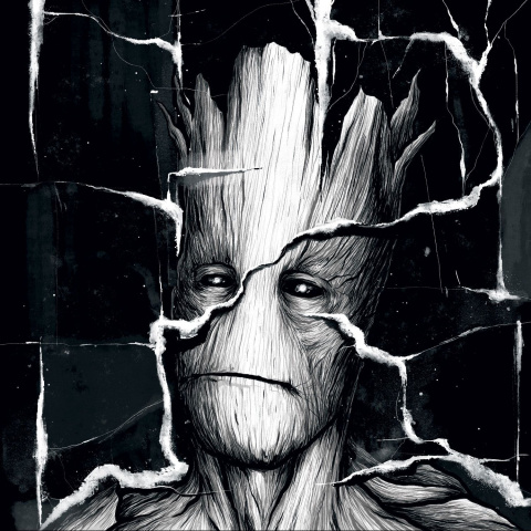 I Am Groot #1 (Hip Hop Cover)