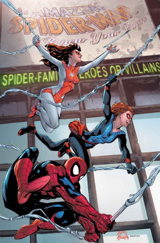 The Amazing Spider-Man: Renew Your Vows #13: Legacy