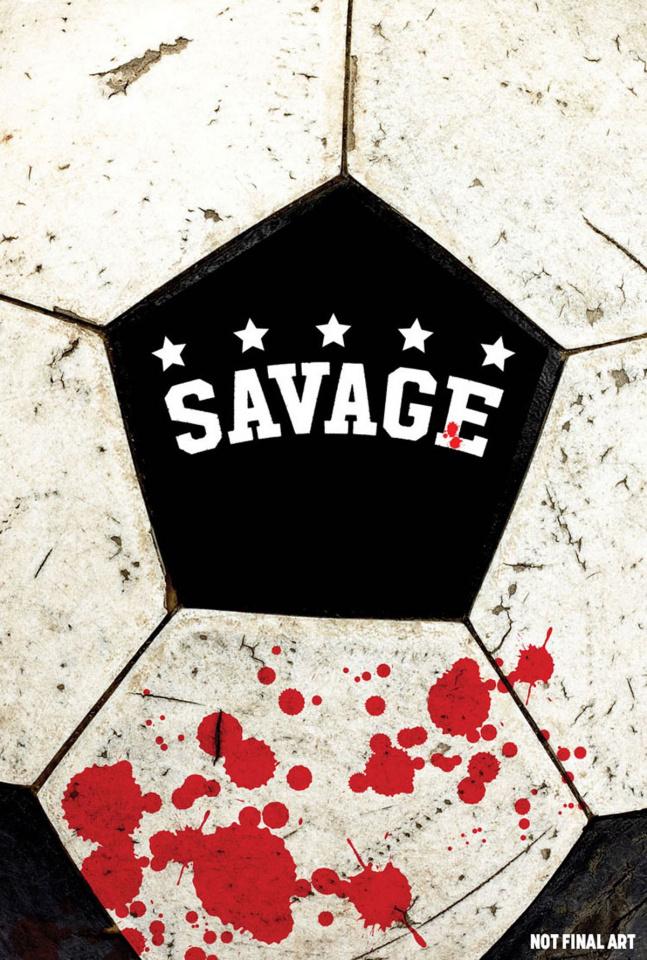 Savage #3 (Fletcher Cover)
