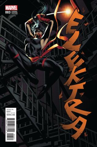 Elektra #3 (Variant Cover)