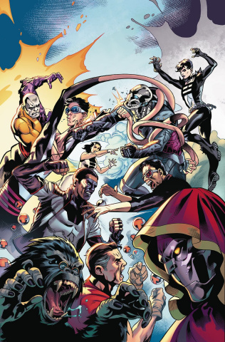 The Terrifics #14
