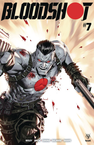 Bloodshot #7 (Ngu Cover)