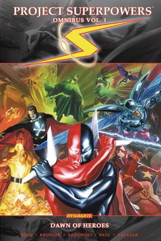Project Superpowers Vol. 1: Dawn of Heroes (Omnibus)
