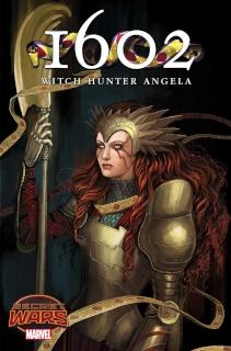 1602: Witch Hunter Angela #1