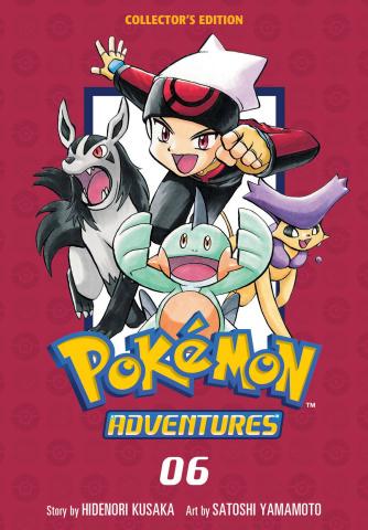 Pokémon Adventures Vol. 6 (Collector's Edition)