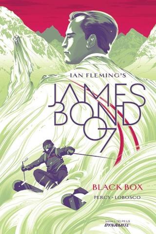 James Bond: Black Box #1 (Montes Cover)