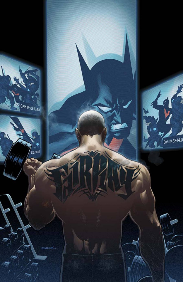 The New 52: Future's End #3