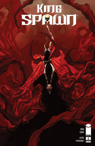 King Spawn #2 (Aguillo Cover)