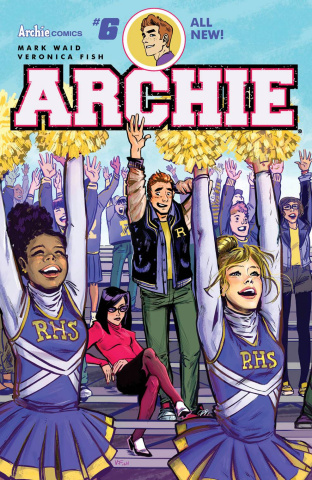 Archie #6 (Veronica Fish Cover)