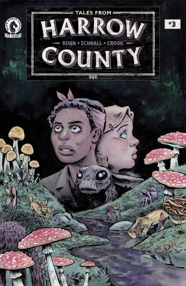 Tales From Harrow County: The Fair Folk #3 (Schnall Cover)
