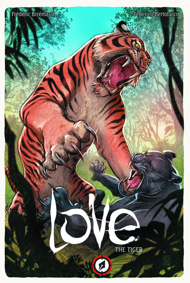 Love Vol. 1: The Tiger