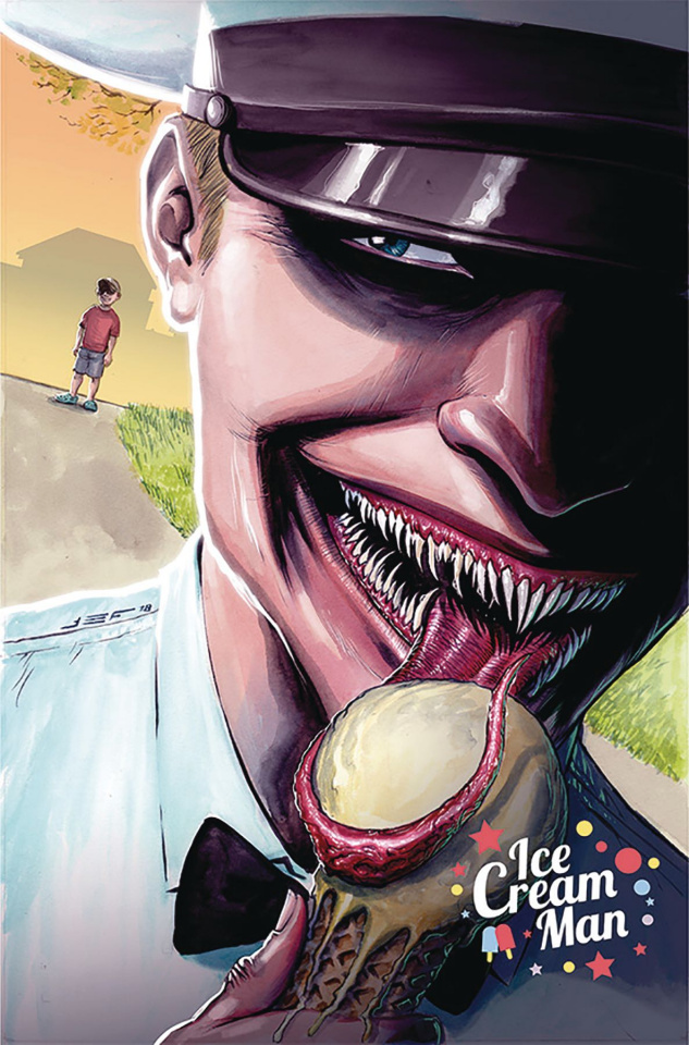 Ice Cream Man #10 (Ferreyra Cover)