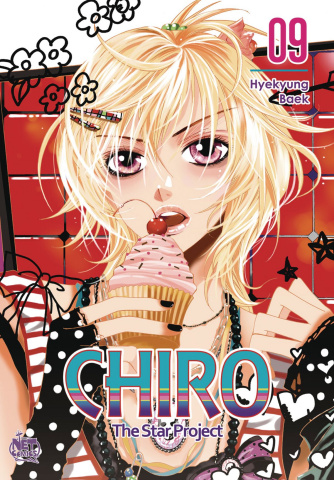 Chiro Vol. 9: The Star Project