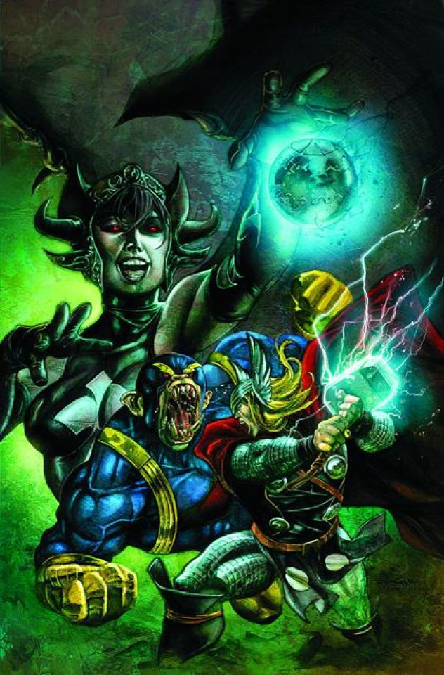 Thor: The Deviants Saga #2