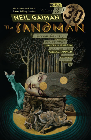 The Sandman Vol. 3: Dream Country (30th Anniversary Edition)