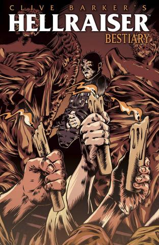 Hellraiser: Bestiary #3