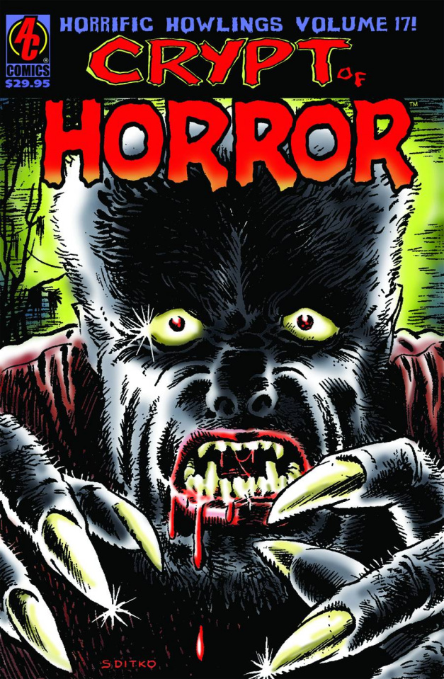 Crypt of Horror #17