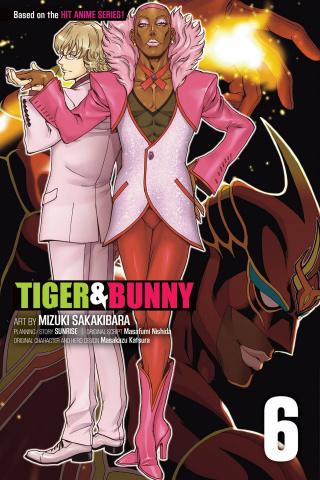 Tiger & Bunny Vol. 6