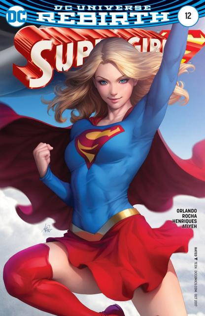 Supergirl #12 (Variant Cover)