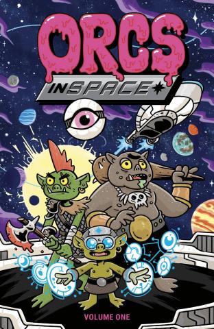 Orcs in Space Vol. 1