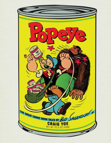 Popeye: The Great Comic Book Tales