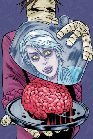 iZombie Vol. 3: Six Feet Under and Rising