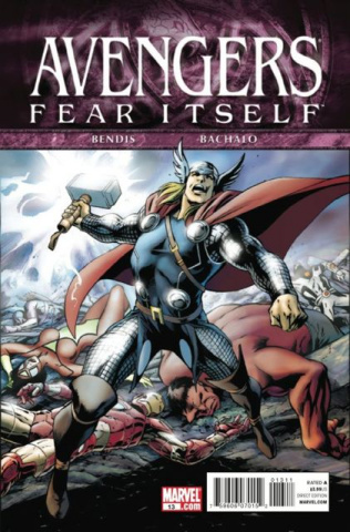 Avengers #13: Fear