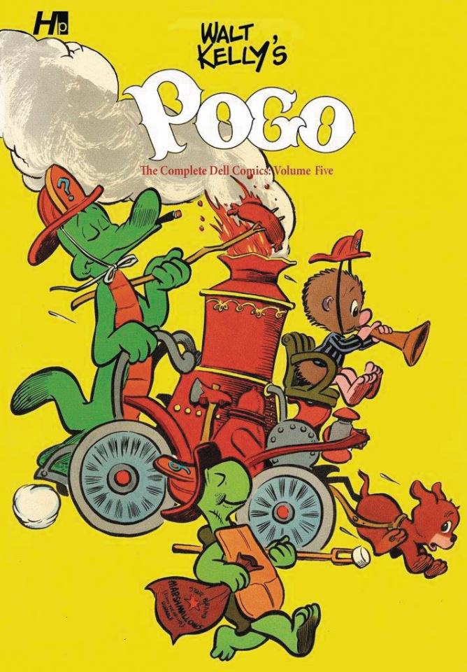 Pogo: The Complete Dell Comics Vol. 5