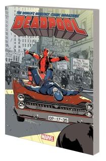 Deadpool: The World's Greatest Comic Book Magazine! Vol. 10: Secret Empire