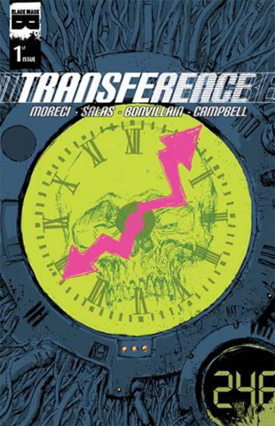 Transference #1 (2nd Printing)