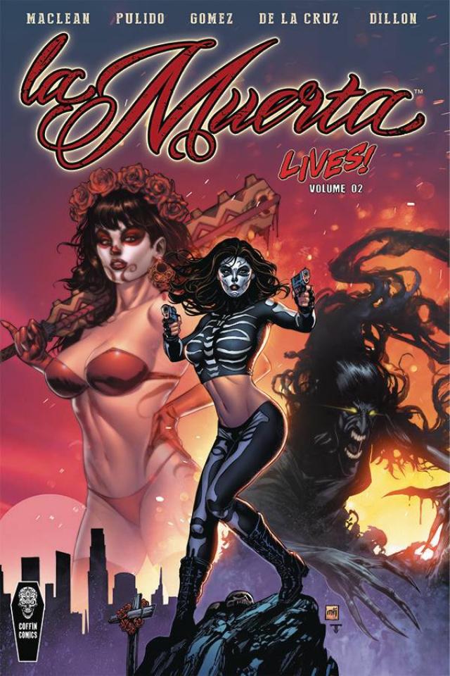 La Muerta Lives! Vol. 2
