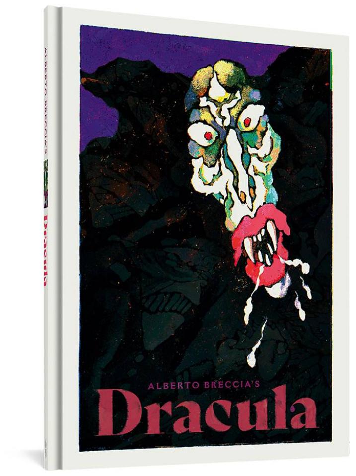 Alberto Breccia's Dracula