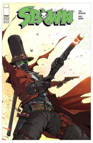 Spawn #312 (Revolver Cover)