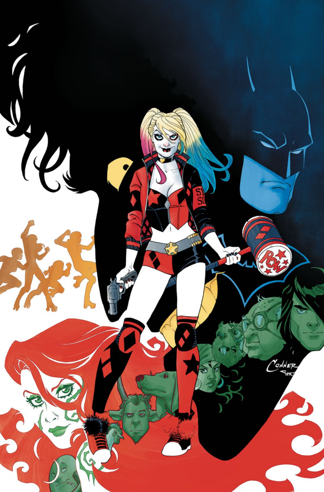 Harley Quinn: Rebirth Book 1