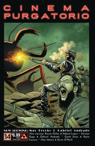 Cinema Purgatorio #14 (Perfect Union Cover)