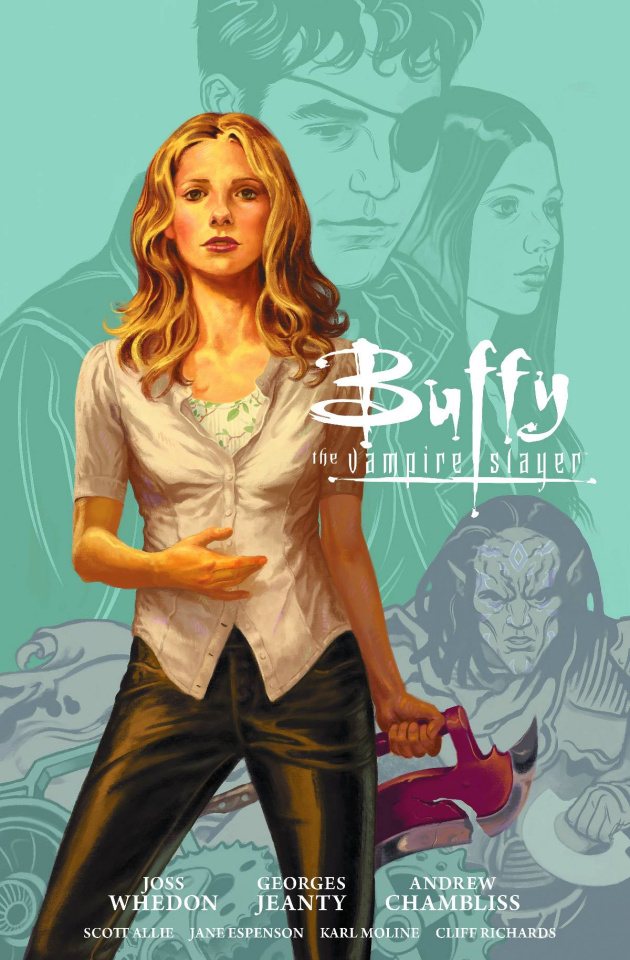 Buffy the Vampire Slayer, Season 9 Vol. 1
