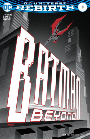 Batman Beyond #11 (Variant Cover)