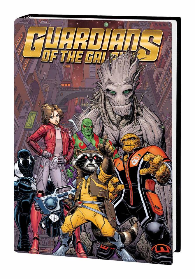Guardians of the Galaxy Vol. 1: Emperor Quill